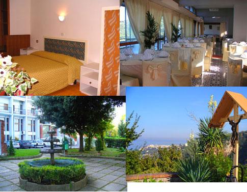 Hotel vico equense in penisola sorrentina for Hotel soggiorno salesiano